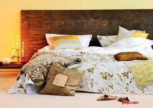 木工床头造型 喷漆